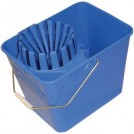 10L Bucket & Wringer available in 4 colours