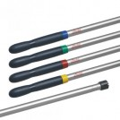 Prof Supermop Aluminium Handle available in 4 colours
