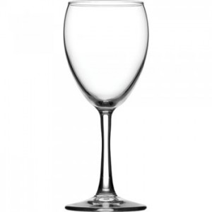Imperial Plus Wine Glass 6.66oz/19cl available Unlined or Lined @ 125ml CE