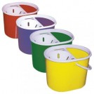 Lucy Mop Bucket Oval 7 Litre - available in 6 colours