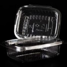 Hinged Salad Container 750ml