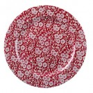 Vintage Prints Super Vitrified Victorian Calico Plate available in 2 Patterns