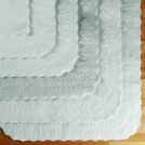 Embossed Tray Paper available in 4 sizes
