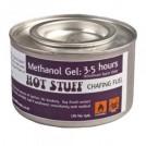 3.5 Hour Methanol Gel