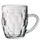 Panelled Dimple Tankard 10oz/29cl/Height 96mm available in 10oz & 10oz CE