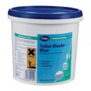 Toilet Blocks Blue 3.25Kg