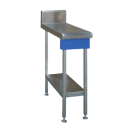Blue Seal Evolution Series B30-LS - 300mm Profiled In-Fill Table - Leg Stand
