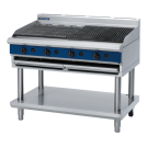 Blue Seal Evolution Series G598-LS - 1200mm Gas Chargrill – Leg Stand