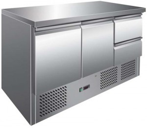 CR 1365D2 Refrigerated Counter